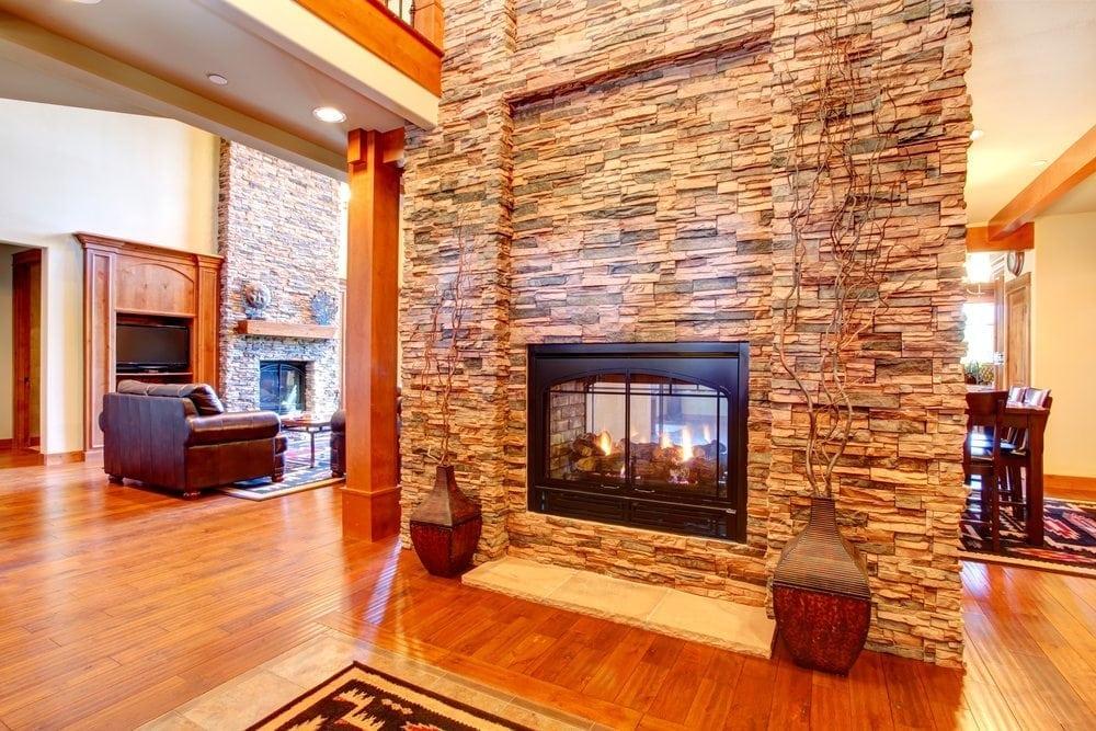 Manufactured Stone Fireplace Native Custom Stone